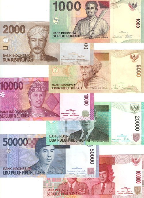 ID_INDONESIA-Rupiah_banknotes